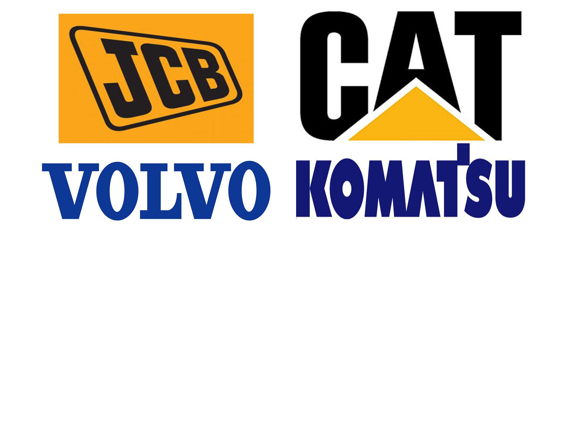 Запчастини до: CAT, JCB, VOLVO, KOMATSU. Прямі поставки з Європи