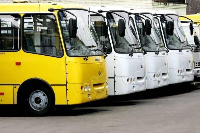 Автобусы (ЛАЗ, Богдан, Эталон)
